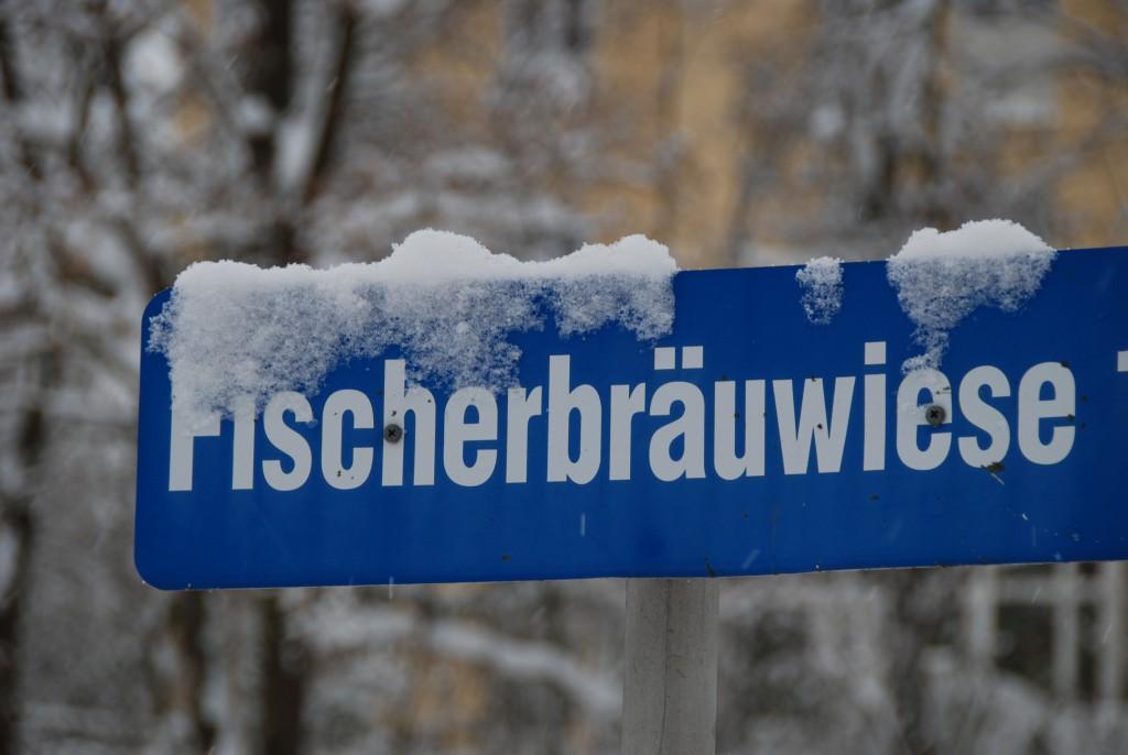 Apartment Fischerbräuwiese - im Winter