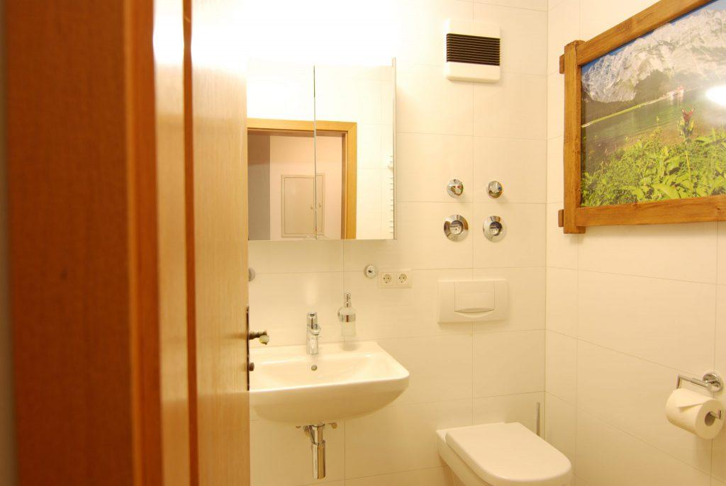 Badezimmer im Werkmeisterweg