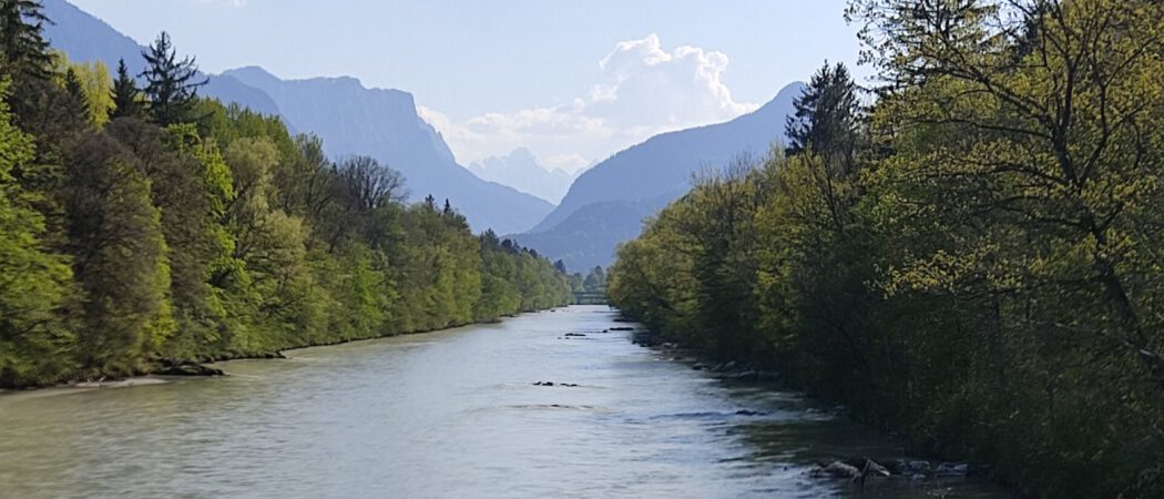 Staufenbrücke - Panorama