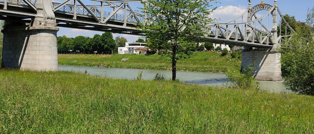 Salzachbrücke - Laufen