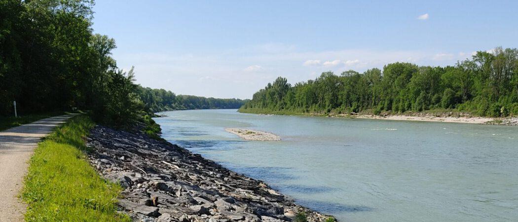 Uferweg Salzach